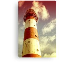 Bright Lighthouse Canvas Print