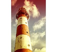 Bright Lighthouse Photographic Print