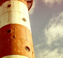 Bright Lighthouse Sticker