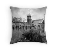 Haunted Mansion Part 2 Throw Pillow