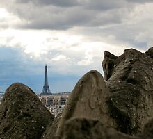 Fly with me to Eiffel by Gursimran Sibia