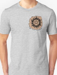 Supernatural -Tattoo Unisex T-Shirt