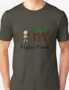 Guybrush Threepwood Mighty Pirate Unisex T-Shirt