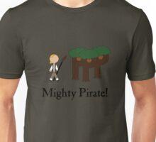 Guybrush Threepwood Mighty Pirate Unisex T-Shirt