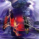 Spirit Bird 2 by Wendy  Slee