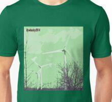 Windmils of Burton by whacky Unisex T-Shirt