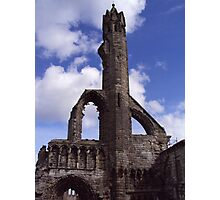 St Andrews' Cathedral Photographic Print