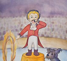 The Ringmaster and the Terrified Puppy by Tim Gorichanaz