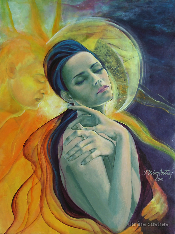 """""""Ilusion"""" (3) - from """"Impossible love"""" series by dorina costras"""
