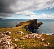 Neist Point by Jeanie