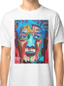 'Portrait of Jean-Michel Basquiat' Classic T-Shirt