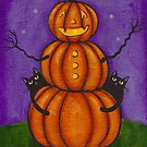 The Pumpkin Man by Ryan Conners