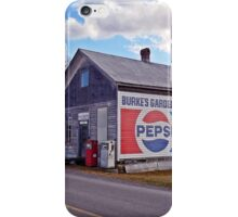 Pepsi Garden  iPhone Case/Skin