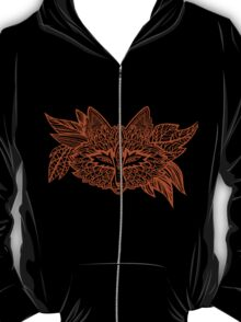 Fox head. Native american style. Ethnic fox totem T-Shirt