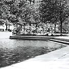Fountain Pool, Boston by MaggieGrace