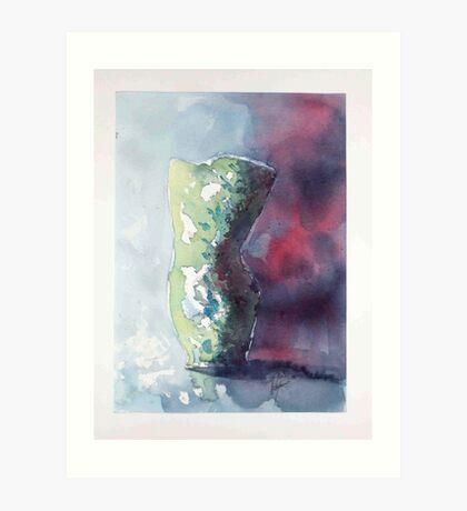 """Vase"" Art Print"
