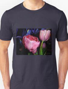Spring in Satin Unisex T-Shirt