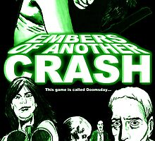Embers of Another Crash Teaser Poster by Zombie Rust
