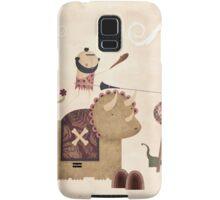 Dino-joust Samsung Galaxy Case/Skin