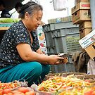 Farmers Market by Jennifer Resemius