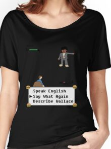 Pulp Fiction - Say What Again? Women's Relaxed Fit T-Shirt