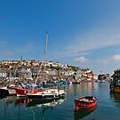 Mevagissy by JMChown