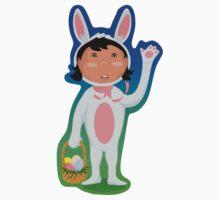 Easter Girl by elledeegee