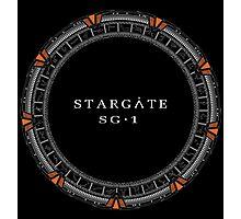 Milky Way Stargate Photographic Print