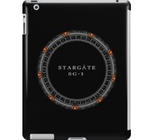 Milky Way Stargate iPad Case/Skin