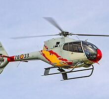 Eurocopter EC-120B Colibri HE.25-14 by Colin Smedley