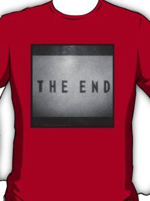 Pokemon Yellow / THE END T-Shirt