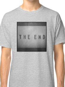 Pokemon Yellow / THE END Classic T-Shirt