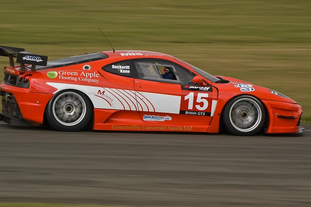 Ferrari F430 Scuderia (Dockerill/Kane) by Willie Jackson