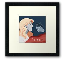 The Fall Framed Print