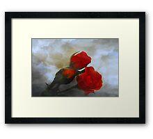 Rose.....MARCH 8 th Framed Print