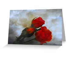 Rose.....MARCH 8 th Greeting Card