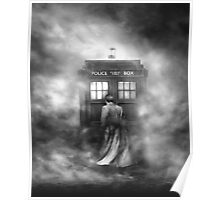 Doctor Who - The Doctor in the Mist Poster