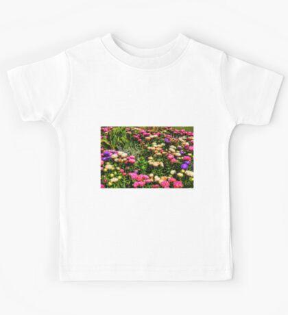 Chrysanthemums Kids Tee
