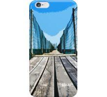 Wooden Bridge iPhone Case/Skin