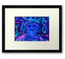 Organic Connection Framed Print
