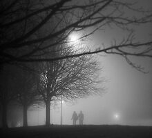 There's something in the fog! by Silasgreenback