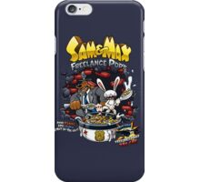 Sam & Max Freelance Pops iPhone Case/Skin