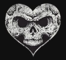 Alexisonfire Heart Skull by taylorgalliah