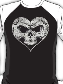 Alexisonfire Heart Skull T-Shirt