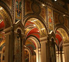 Mosaic Tile Arches by John Carpenter