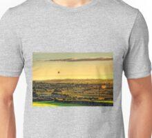 Hot Air Balloons at Twilight Unisex T-Shirt