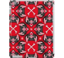 Bat Head Pattern iPad Case/Skin
