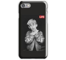 Macaulay Culkin Life iPhone Case/Skin