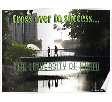 Cross Over To Success Poster
