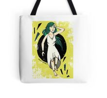 Collide With The Sky Tote Bag